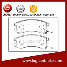 41060-58A86 brake pad set A-213WK ceramic D1066M factory price auto parts