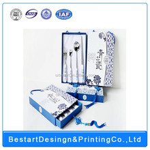 white gift boxes/custom gift boxes/paper folding crafts