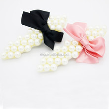 2015 New Design Great Hairgrips Ornaments Pearl Heart Small Hair Clips Mini Hair Accessories
