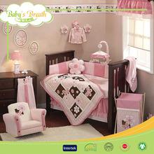 BBS016 100% bamboo fiber babies home choice aldi bedding, luxury bedding