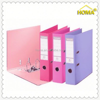 a4 hard plastic PP hanging file folder