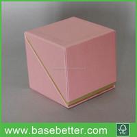 Cardboard Jewelry Storage Box for Ring for Jewelry