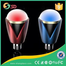 2 years warranty 5w e27 dimmable led speaker