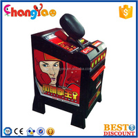 Boxing Arcade Machine Kids Amusement Park Equipment Lottery Sport Coin Operated