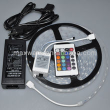 IP68 LED Flexible SMD5050 60LED/meter Strip light set