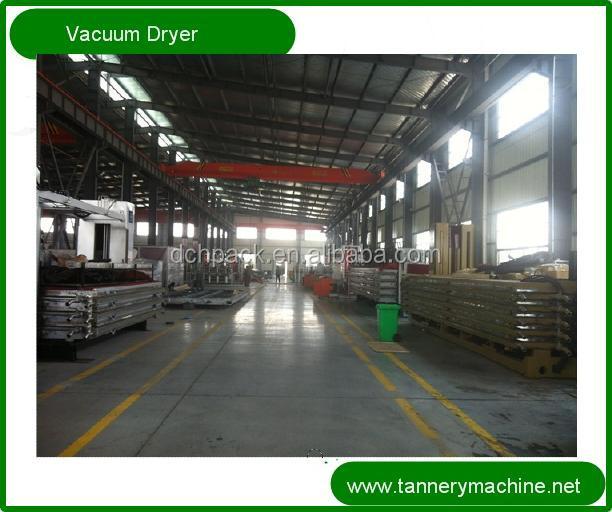 CHina best 3P to 6P low temperature leather vacuum dryer