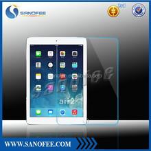 for ipad air 2 screen protector, 9H Surface Hardness Tempered Glass Screen Protector for ipad air for ipad 5