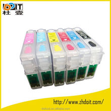 compatible for EPSON Artisan 700 refillable ink cartridge