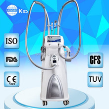 fat reduction RF roller massage body slimming machine with face lifting