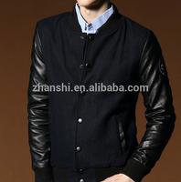 Cheap style elegant outdoor wholesale custom stain varsity jacket for men