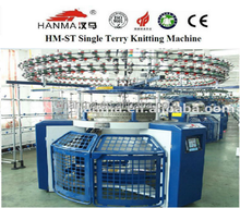 Terry towel knitting machine ,High speed Terry textile knitting machine