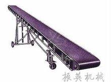 Newly recycling conveyor belt