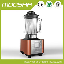 2200W Hot sale quiet industrial blender smoothie maker with touch screen