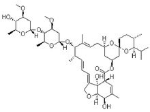 Ivermectin, CAS: 70288-86-7, Veterinary drugs, Antiparasitic Agents, Assay: 90%~102%, EP/CP, GMP