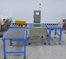 good quality Food weight detecting scales/8 class weight sorter