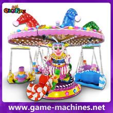 Qingfeng indoor used amusement park equipment amusement park rides projects