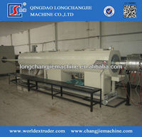 PVC sewage pipe making machine with price