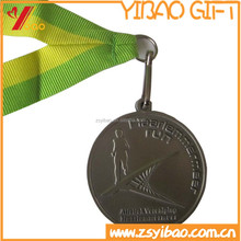 2012 Promotion die casting medals medals with chain