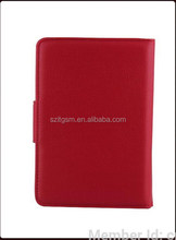 8' V3.0 wireless bluetooth tablet cover for ipad leather case