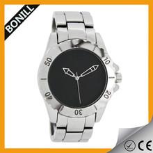 Men's 3 ATM Water Resistant Stainless Steel Watch Case Metal Buckle Vogue Watch