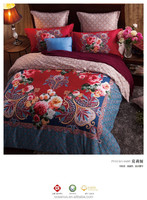 100% Cotton Printed Twill Duvet,Bed Sheets,Pillow case