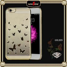 Excellent Quality Diamond Ultra Thin Crystal Clear For Iphone 6 Plus