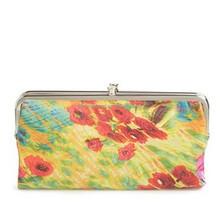 Floral Design Ladies Clutch Purse