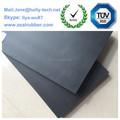Nbr / PVC aislamiento térmico de goma láminas de espuma y tubos