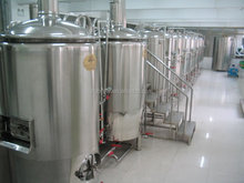 200L full set of brewpub brewery equipment craft beer microbrewery