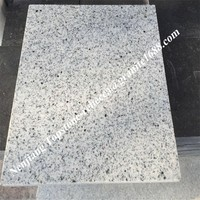 Natural stone white rose granite with high quality