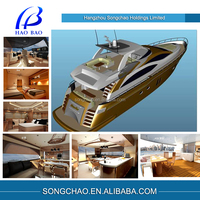 2015 New Model SONGCHAO JY-780 Luxury Affordable Yacht for sale