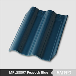 roof heat insulation materials spanish red clay roof tiles