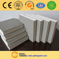BEIPENG SHOUHAO non-veneer polyurethane foam board for insulation