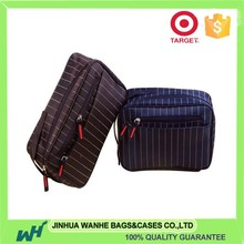 China supply Men's Polyester Travel Toiletry Bag,Men cosmetic bag
