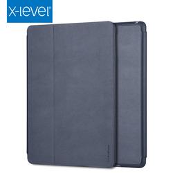 10% Off Wholesales Drak Blue Folding Case For Ipad Mini Leather Case