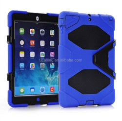 High Quality Heavy Duty Shockproof Silicon Case For iPad Mini 1 2 3