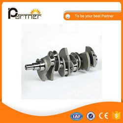 Cast Iron Crankshaft engine crankshaft 1FZ for toyota