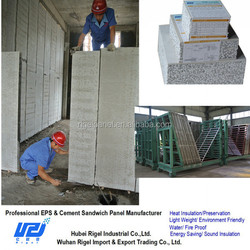 Factory improved technology cement board house