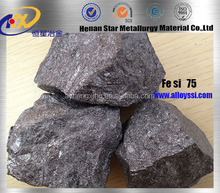 china manufacturer direct supply high carbon ferro silicon 75 fesi