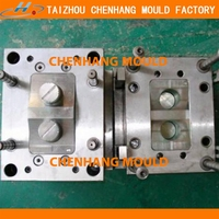 2015 fluted plastic tool by Injection and tooling factory (good quality)