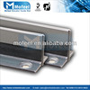 High Quality|T75-3/B elevator guide rail|machined guide rail|guide rails for elevators