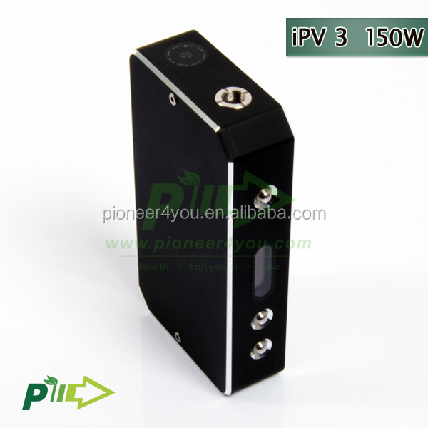 green leaf latest supper wattage ipv3 100w box mod