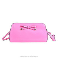 Hot Sale Stylish Colourful PU Evening Bag