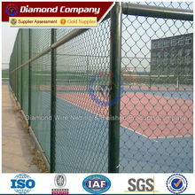 High quality basketball playground chain link fence with low price