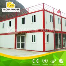 Luxury modular house prefab container