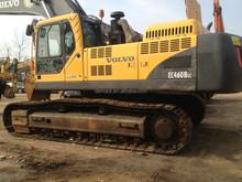Used Volvo EC460B Excavator ,used 46 ton Volvo excavator