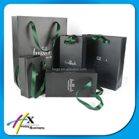 Apparel/Shopping/Gift industrial use custom logo printed paper bag/gift bag