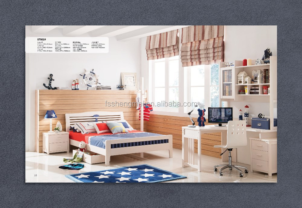100 solid wood kids bedroom set girls room boys room furniture buy kids bedroom set 100 Unfinished childrens bedroom furniture