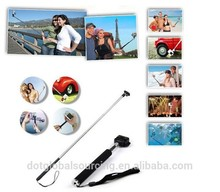 Remote Control for Smartphone 3 in 1 Bluetooth Selfie Stick Camera Monopod Shutter