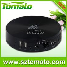 Amlogic quad core S82 smart media player support skype with video chat google android 4.4 tv box